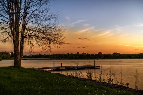 longexposure evening mississippiriver riversidepark carletonplace tamron1750 100xthe2014edition 100x2014 image63100