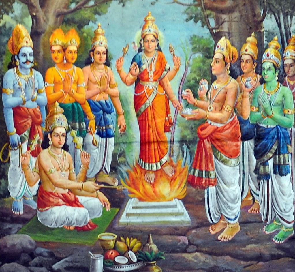 India - Tamil Nadu - Chidambaram - Nataraja Temple - Ambal… | Flickr