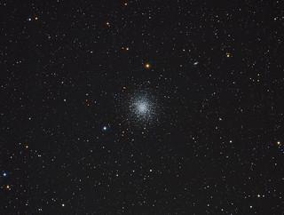 M 13 - Globular cluster in Hercules | by zocky40