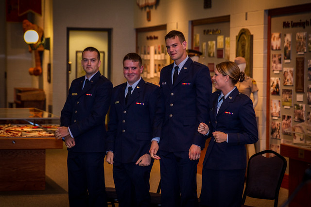 AFROTC-August 2014 Commissioning Ceremony