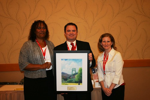 2014 Gold Pinnacle Award - Neopost Northwest