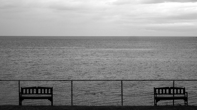 17Aug/14 benches on the water