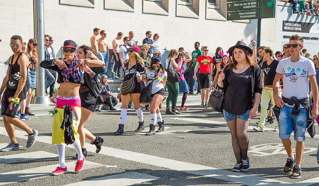 Belgian (Gay) Pride 2014 (Vol 3)