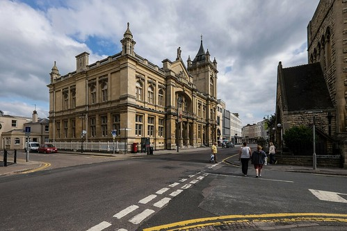Cheltenham: Public Library | by all you need is light