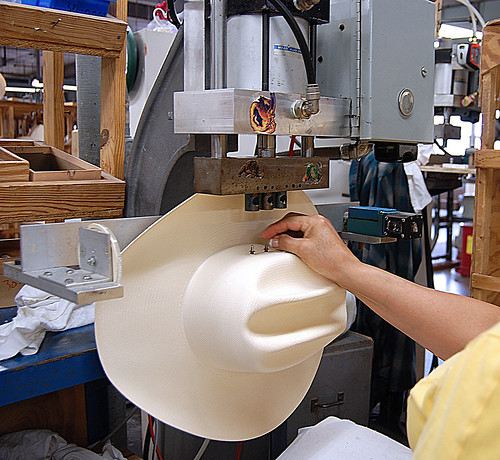 Did you know Resistol hats are made in Garland, TX? | by Visit Garland, Texas