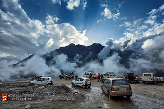 Wanna Travel?.. Rohtang, India | by whoisnd
