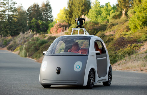 Google Self-Driving Car | by smoothgroover22