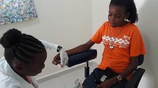 Haití - Primeros pacientes (1)