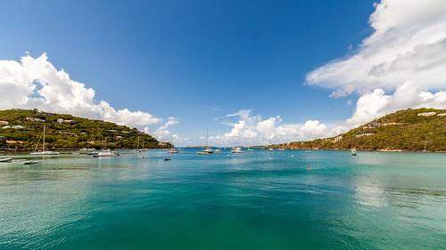 Great Cruz Bay   by chrismar
