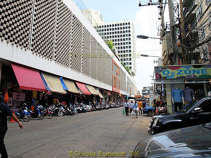 mall shopping bangkok square indra