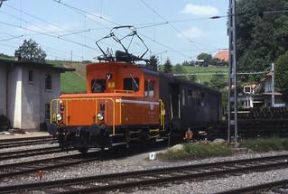 08.07.93  Sumiswald-Grünen  EBT Te¹¹¹ 121