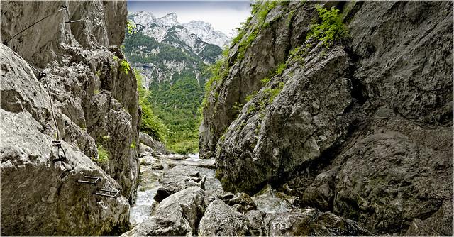 _MG_6851_54 Zustieg zur Soca-Quelle, Isonzo-Quelle
