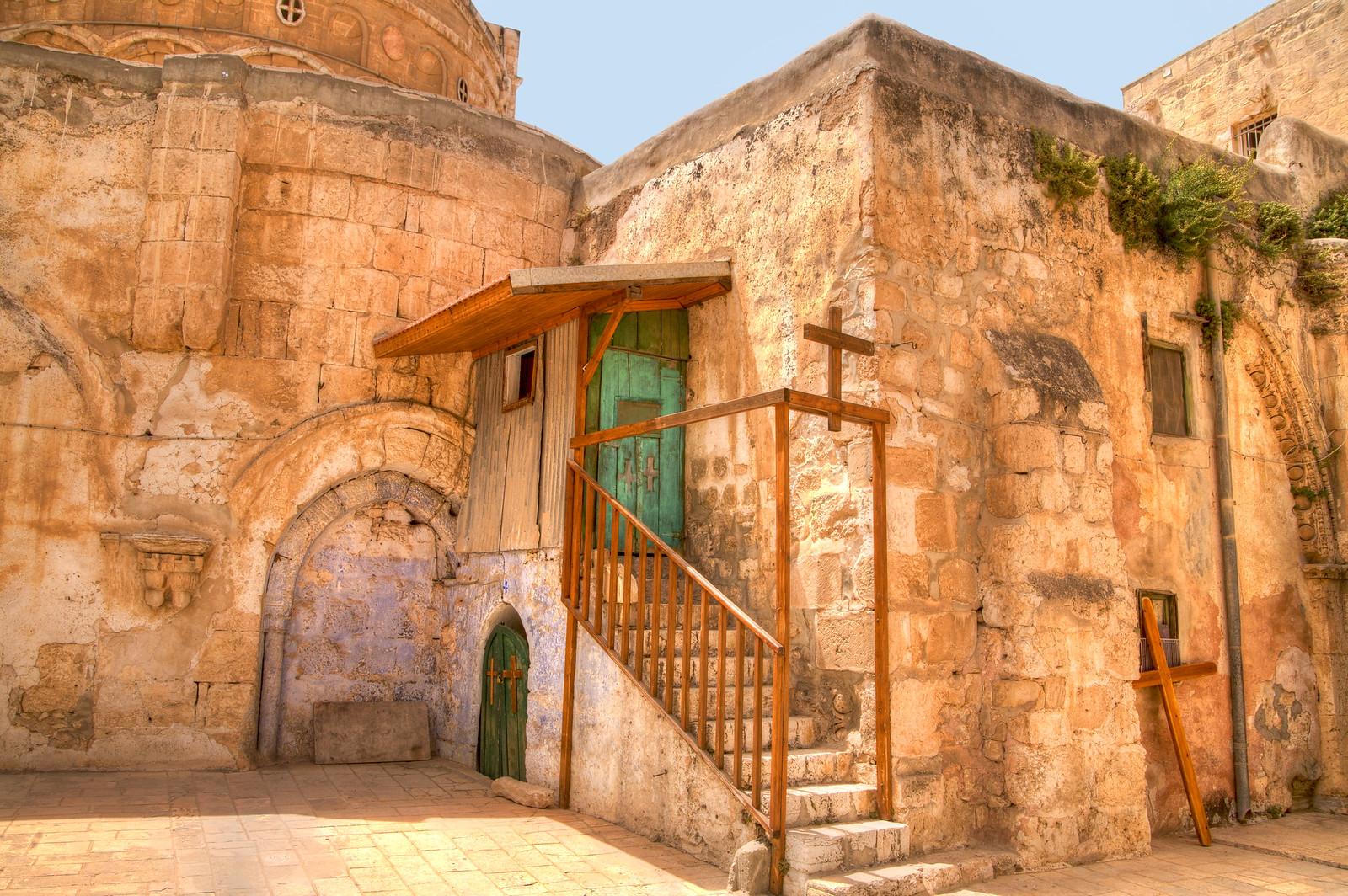 Jerusalem_Holy Sepulcher_13_Noam Chen_IMOT
