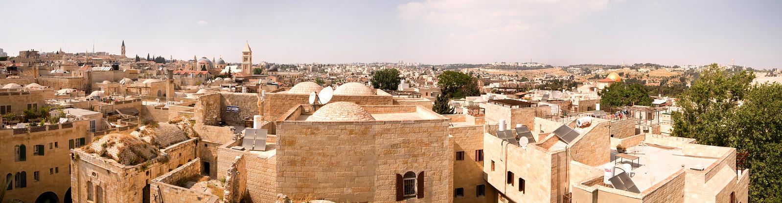 Jerusalem_ Panorama_2_Noam Chen_IMOT