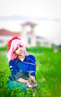 Nikon D90 - Cosplay Fever 2011 - Samyang 85mm Naruto