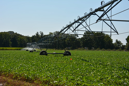 UD Irrigation Field Tour | by Delaware Cooperative Extension