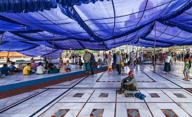 Tempio Sikh - New Delhi
