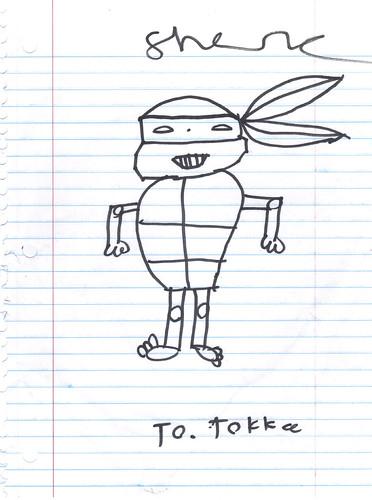 """NOTEBOOK RULED NINJA"" by SHANE (( 2013 )) by tOkKa"