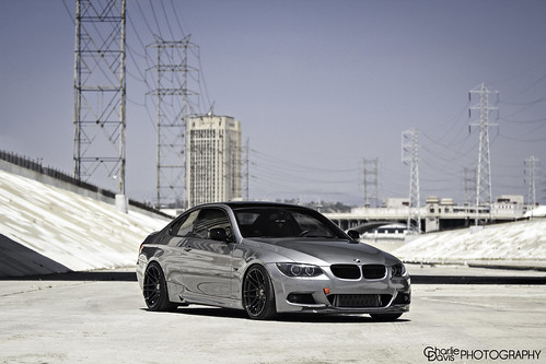 BMW 335i. | by Charlie Davis Photography