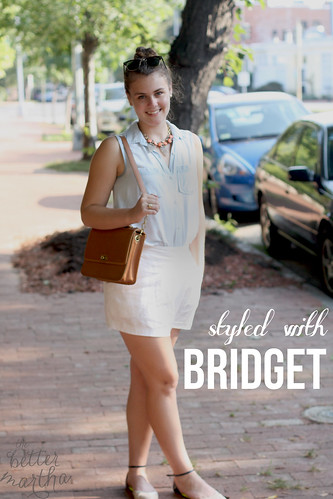Styled with Bridget 1 | by The Better Martha
