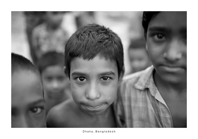 Portrait - Dhaka