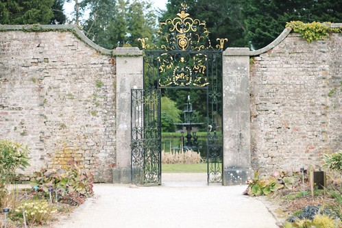 gilded garden gate | by The Art of Exploring
