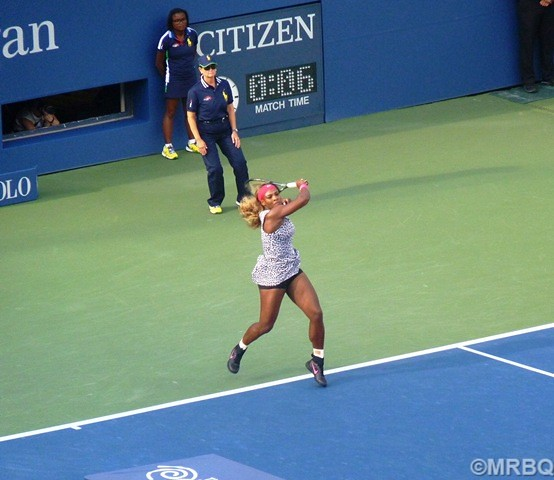 Williams vs Wozniacki