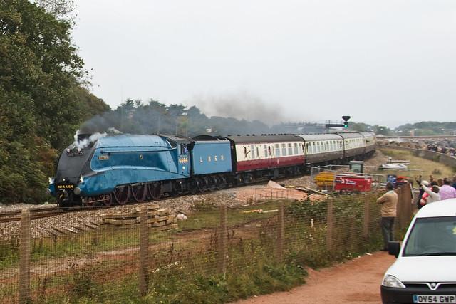 LNER Class A4 4464 Bittern