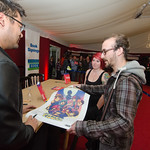 Bryan Lee O'Malley signing |