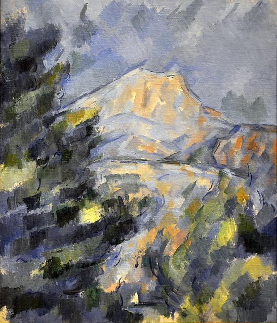 Mont Sainte-Victoire, c. 1905