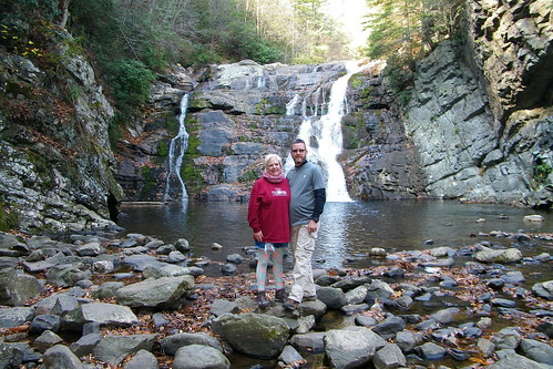 appalachian laurel fork gorge waterfall brian becky cherokee tennessee