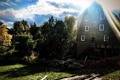 Roblin's Mill at Black Creek Pioneer Village