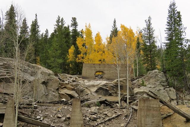 Old Mining Ruin