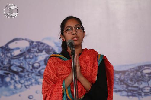Shubhani, expresses her views