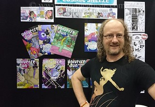 Dr Mike (he's a Physicist and comic book creator!) | Flickr