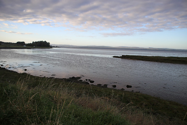 The Dornoch Firth at Tain