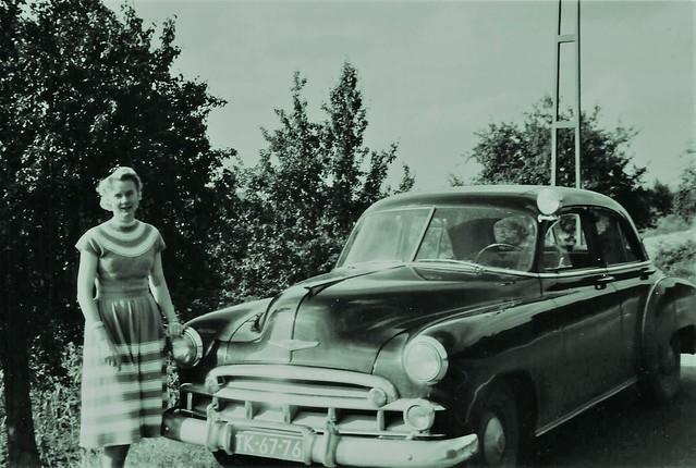 1949 Chevrolet Special Styleline Sportsedan Model 1503
