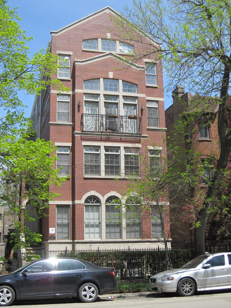 Site Of Apartment Rented By Serial Killer H H Holmes Flickr