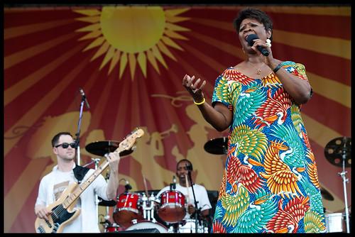 Irma Thomas.  Photo by Ryan Hodgson-Rigsbee www.rhrphoto.com