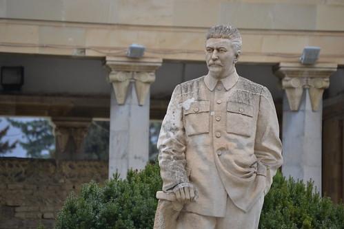 Iosif Stalin, still in Gori (Georgia) | by payorivero