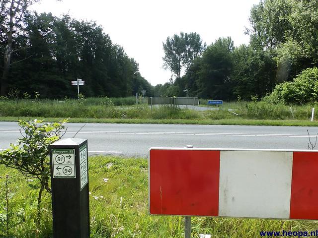 12-06-2014 Dronten Roggebotzand  20 Km (29)