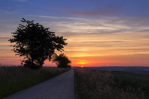 sunrise cloudy sigma sonne sonnenaufgang welschbillig