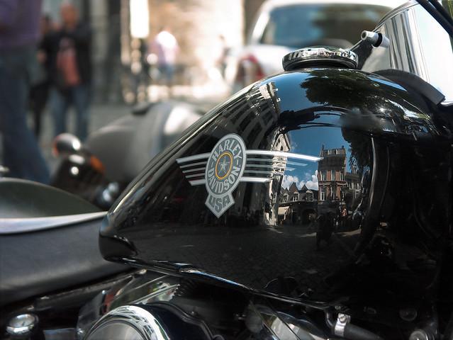 Reflective Harley