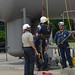 Dow Chemical Fire and EMS responders attend rescue class