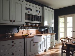Eden Painted Kitchen | by larkandlarks
