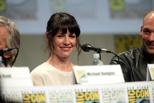 Evangeline Lilly | by Gage Skidmore