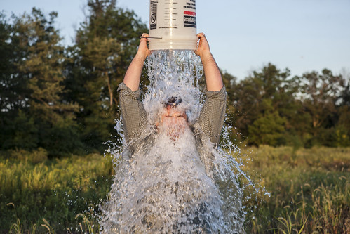 Mission Accomplished - ALS Ice Bucket Challenge | by Anthony Quintano