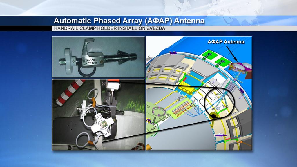 Automatic Phased Array Antenna | NASA Johnson | Flickr