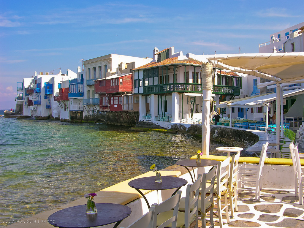Mykonos Town places to visit in Greece