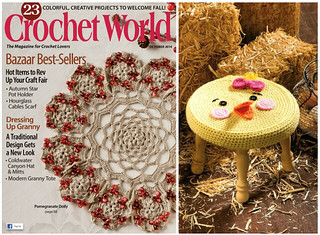 Crochet World Magazine | by Just Be Happy Crochet